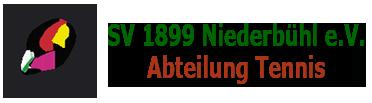 SV 1889 Niederbühl e. V. Abt. Tennis